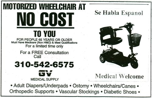 GV Wheelchair